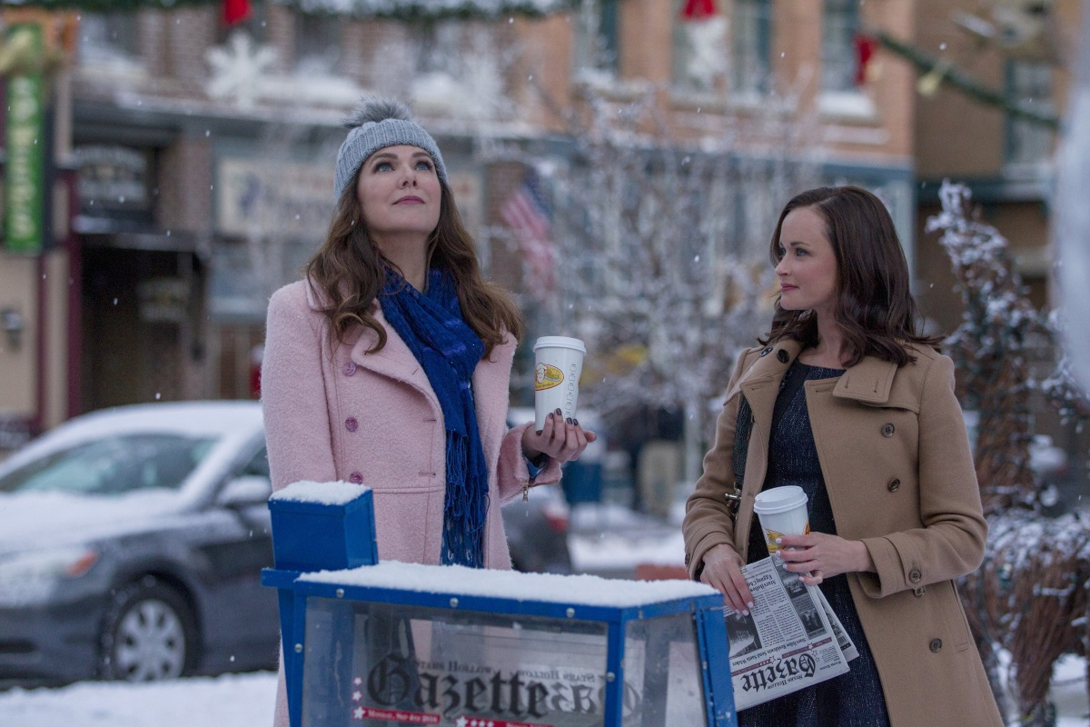 Gilmore Girls: A Year in the Life isn't the wrap-up show you're expecting.