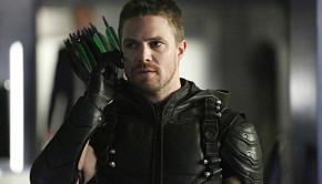 """Stephen Amell in Arrow """"Taken"""""""