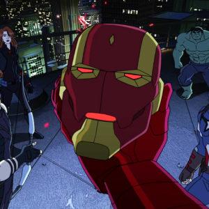 Avengers cartoons: MARVEL'S AVENGERS: ULTRON REVOLUTION