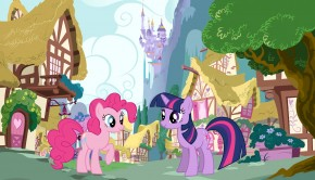 My Little Pony: Friendship Is Magic / The Hub / Hasbro