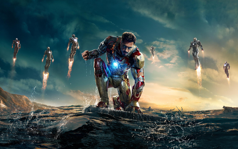 Iron Man 3 / Marvel Studios