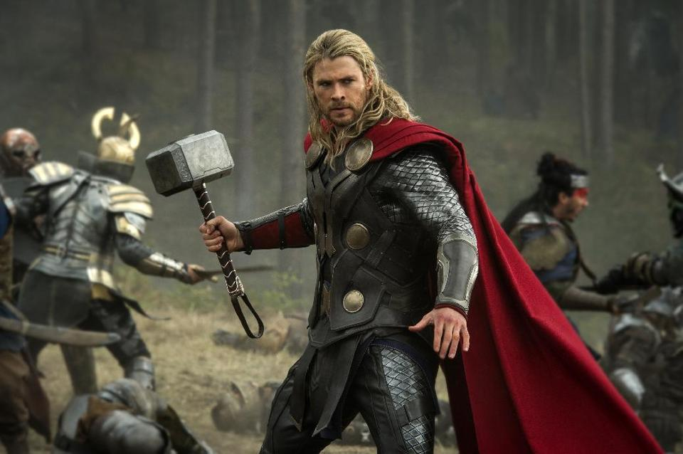 Thor: The Dark World / Walt Disney Studios / Marvel / Jay Maidment