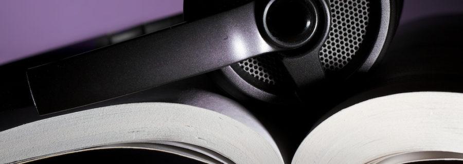 Best Audiobook Narrators / For Macro Monday Flickr Group / Theme Hobby or Hobbies / June 7, 2010 / Jeff Golden