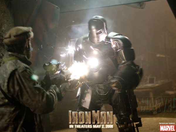 Iron Man Mock 1