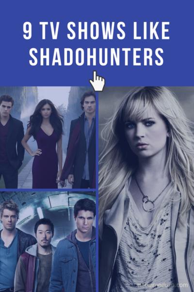 9 TV Shows Like Shadowhunters