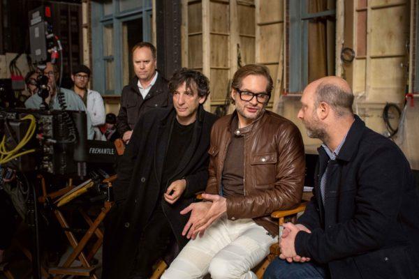 Neil Gaiman (Author), Bryan Fuller (Executive Producer), Michael Green (Executive Producer)