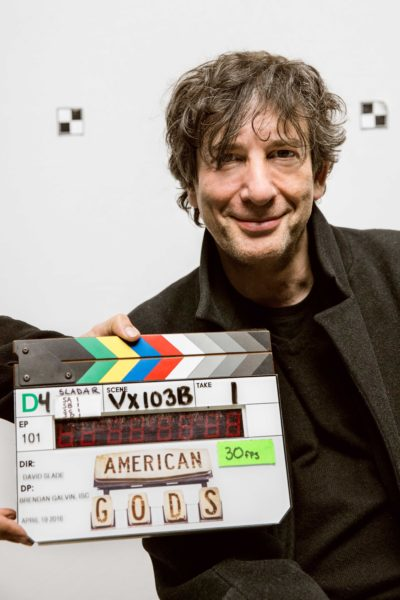 Everything you need to know about Neil Gaiman's American Gods TV series on Starz.