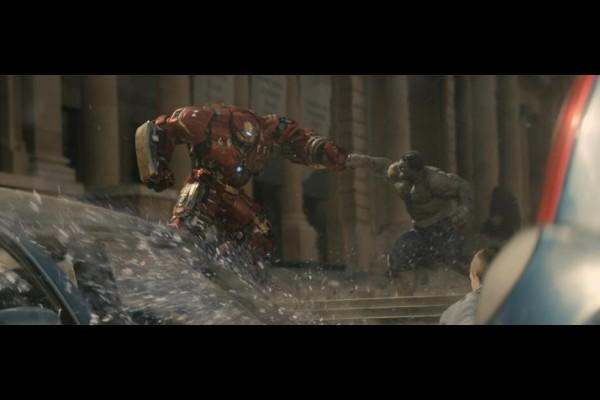 Hulkcrusher and Hulk / Avengers: Age of Ultron / Marvel / Disney