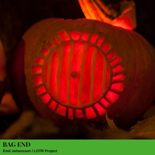Bag End Jack-O'-Lantern