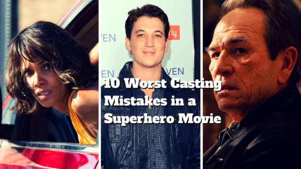 10 Worst Casting Mistakes in a Superhero Movie