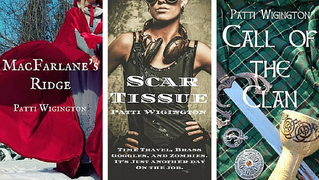 Books by Patti Wigington
