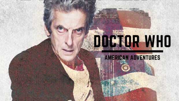 Doctor Who American Adventures Book