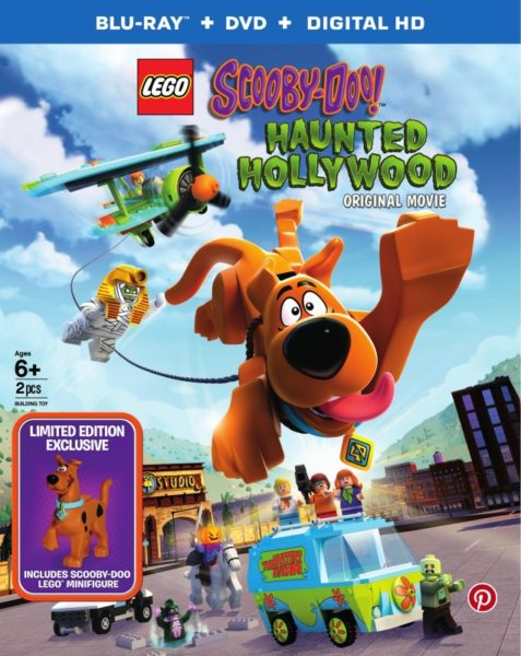 Our review of Lego Scooby-Doo: Haunted Hollywood