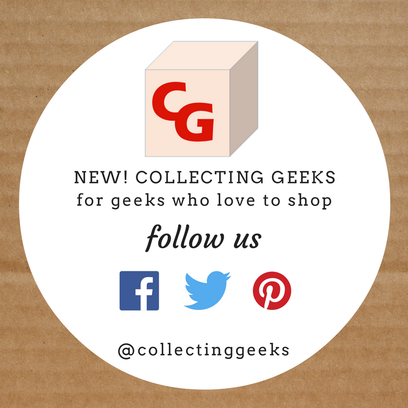 Follow Collecting Geek