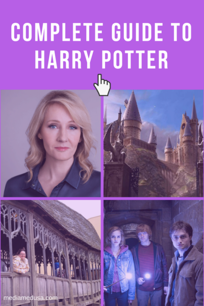 Complete Guide to Harry Potter Pin