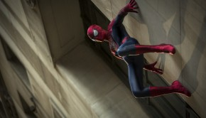 "Andrew Garfield stars as Spider-Man in Columbia Pictures' ""The Amazing Spider-Man 2,"" also starring Emma Stone."
