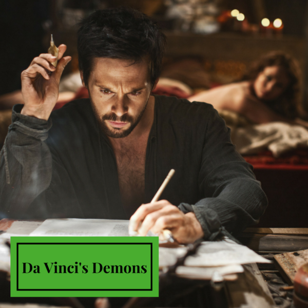Da Vinci's Demons Like Game of Thrones