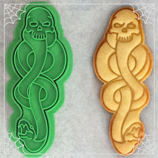 Dark Mark Cookie Cutter