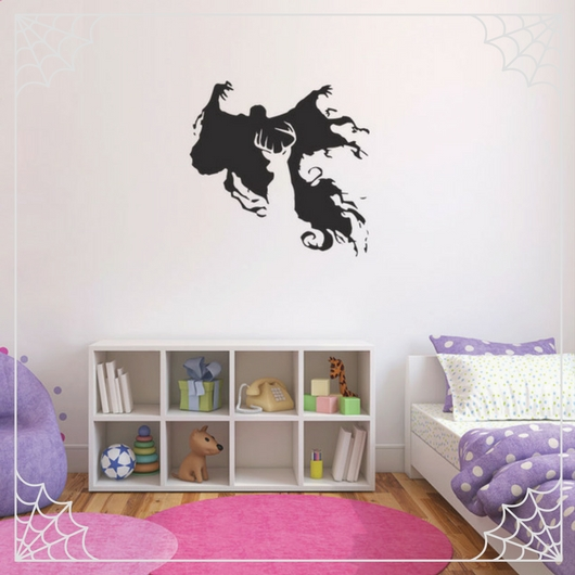 Dementor Wall Decal