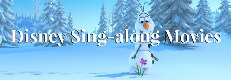 Disney Sing-along Header