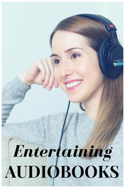Entertaining Audiobook Narrators Pin