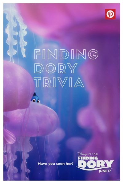 Finding Dory Trivia