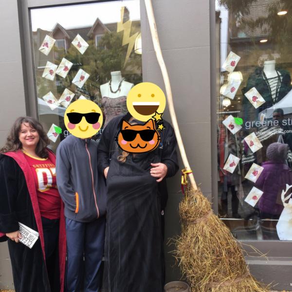 Harry Potter Festival Family