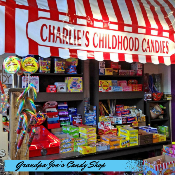 Grandpa Joe's Candy Shop