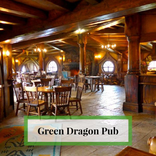Green Dragon Pub Ambient Sounds