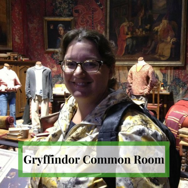 Gryffindor Common Room Ambient Sounds
