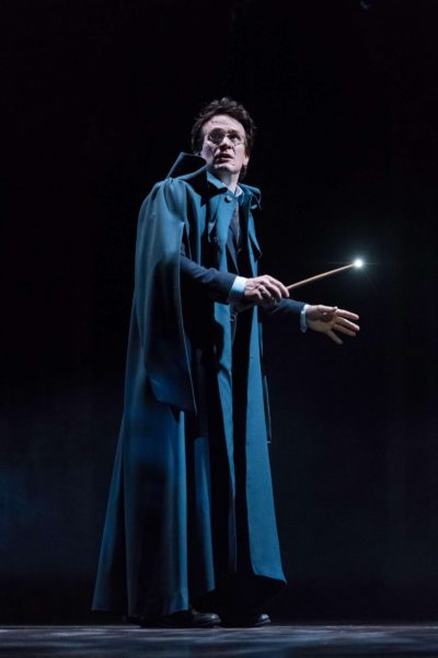 Jamie Parker as Harry Potter; Photo by Manuel Harlan