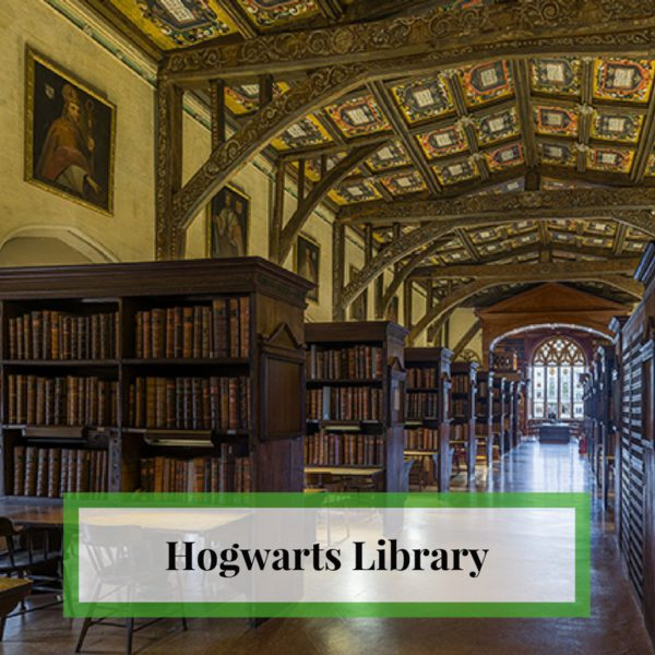 Hogwarts Library Ambient Sounds