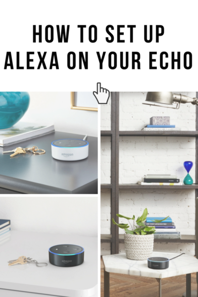 How to Set Up Alexa on Your Echo Device