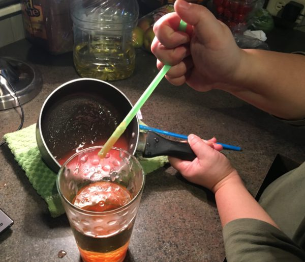 Making Guava Caviar