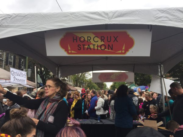 Horcrux Station