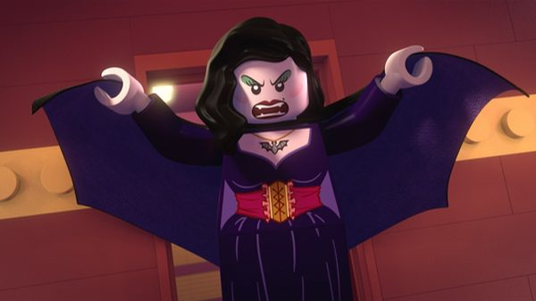 Drella Diabolique in LEGO Scooby-Doo: Haunted Hollywood