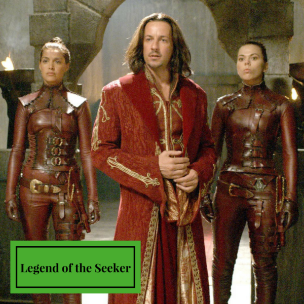 Legend of the Seeker Like Game of Thrones