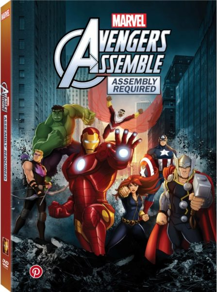 Are #Avengers #cartoons as good as the #movies? We compare the stories and the casts.
