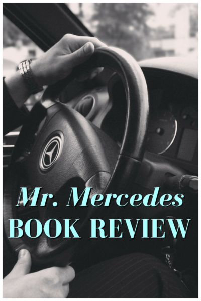Book review of Mr. Mercedes by Stephen King.