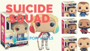 Must-Own Suicide Squad Pops