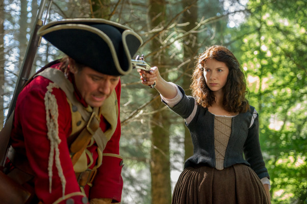 """Outlander """"The Search"""""""
