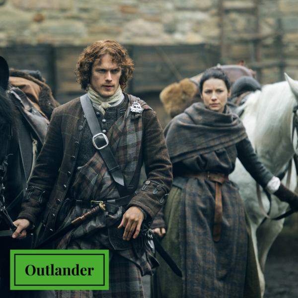 Outlander Like Game of Thrones