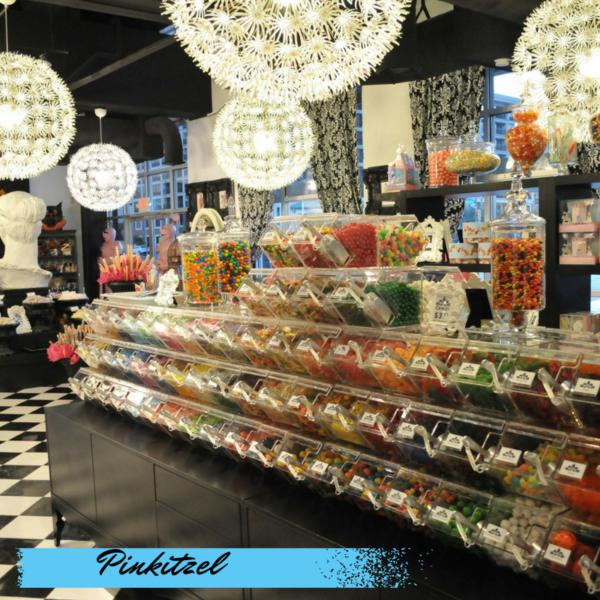 Pinkitzel Candy Store