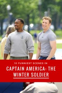 10 Funniest Scenes in Captain America: The Winter Soldier