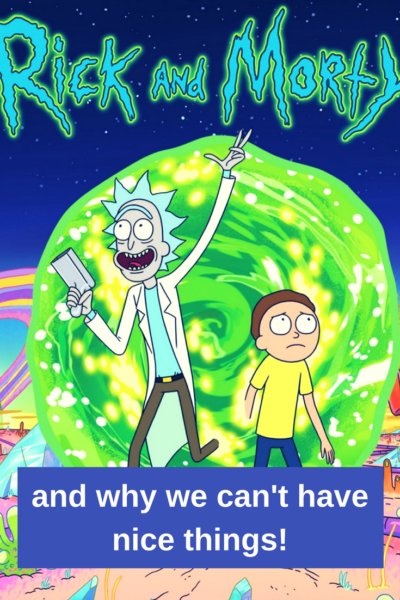 Read our 'Rick and Morty' review for non-fans, and find out why they're talking about McNuggets.