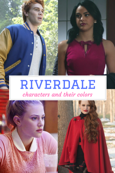 Color means everything to Riverdale characters. Check out who's wearing what on the CW TV show.