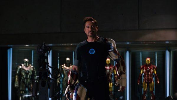 Tony Stark/Iron Man (Robert Downey Jr.) ©Marvel Studios 2013