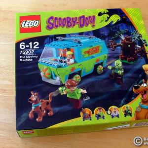 "Lego's ""The Mystery Machine"""