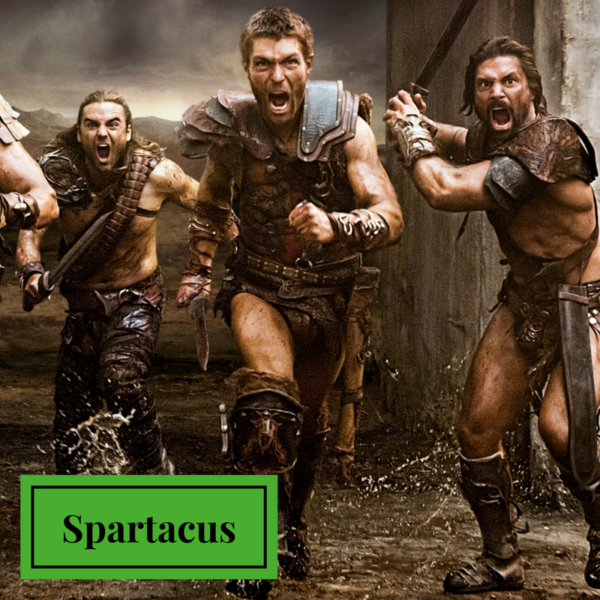 Spartacus Like Game of Thrones