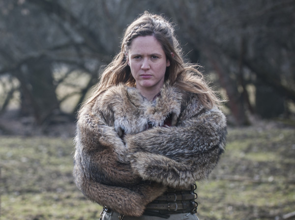The Last Kingdom, Season 1, Episode 3, Brida (Emily Cox).